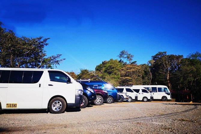 Shuttle from San José area & San José Airport to Monteverde Cloud Forest