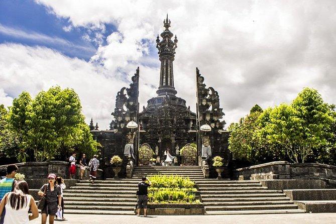 Bali Car Charter - Half Day Denpasar City Tour