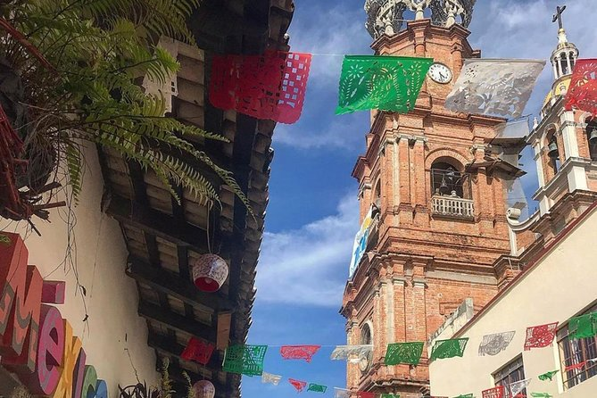 Private Puerto Vallarta Local Style Tequila Walking Tour and Brunch