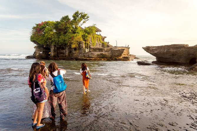 Bali Car Charter - Half Day Tanah Lot Sunset Tour