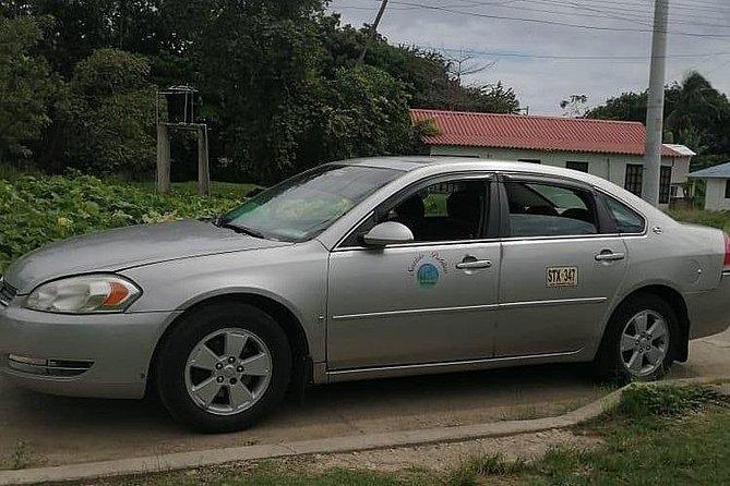 Private Transfer in San Andrés