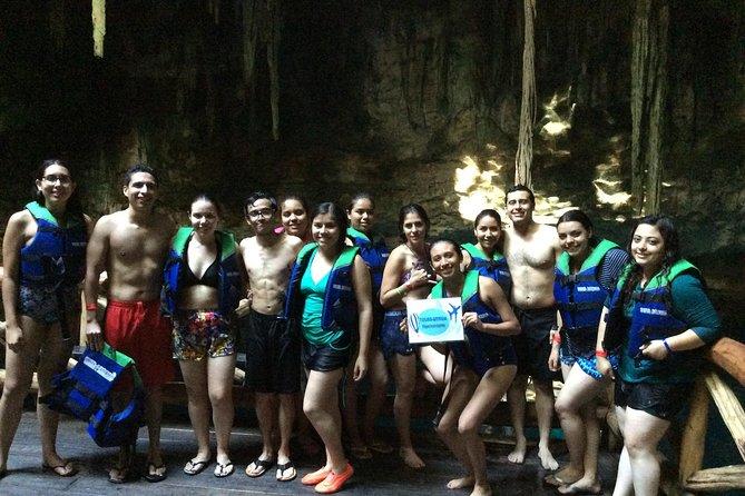 Izamal & 3 Cenotes
