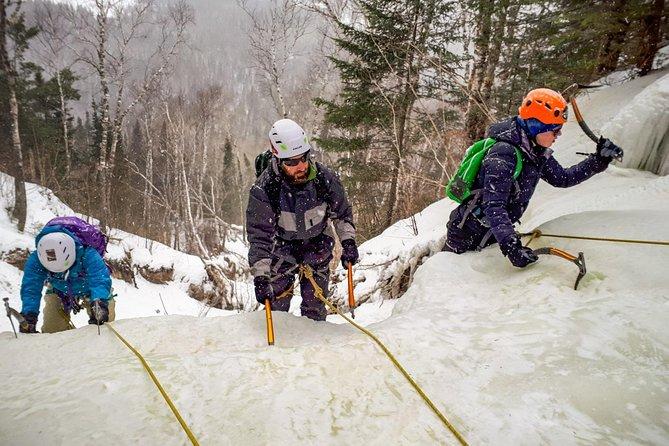 Ice Climbing Adventure - Beginners
