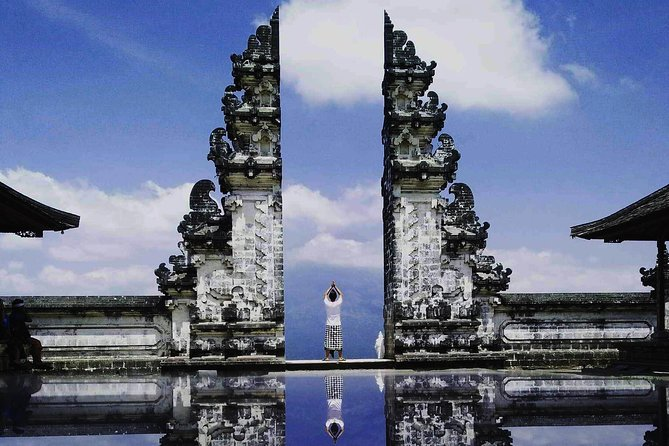 Bali Car Charter - The Gates of Heaven Bali Tour