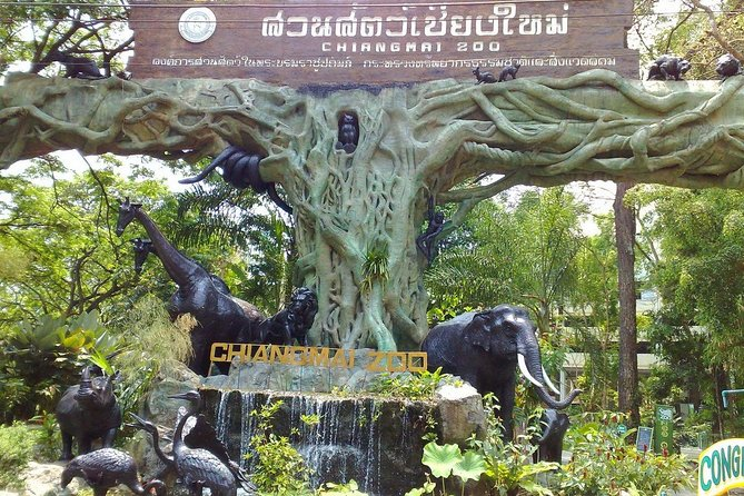 Chiang Mai Zoo Admission Ticket with Return Transfer photo 2
