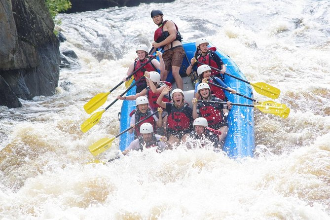 bali best destination - white water rafting activity