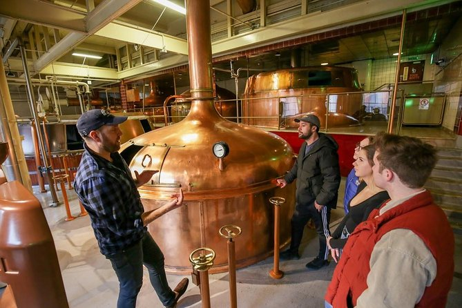 Speight Brewery Small Group Guided Tour from Dunedin