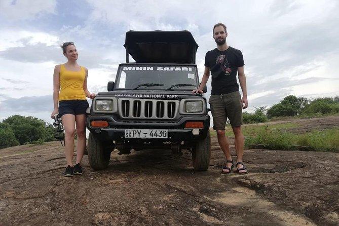 Udawalawe National Park Safari with Subash
