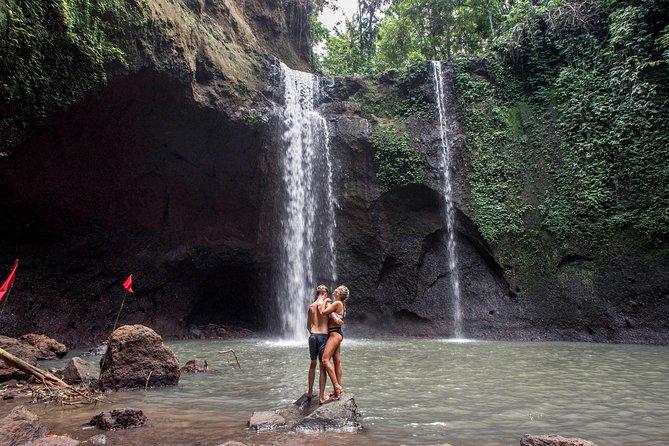 Full Day Private Tour with Batur Volcano, Waterfalls Tukad Cepung and Tibumana