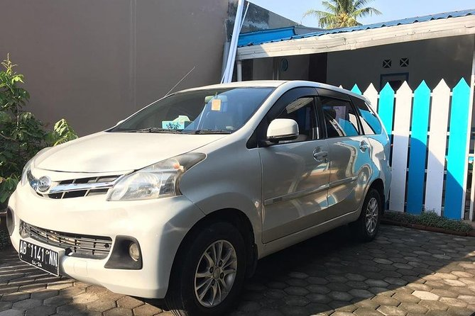 Lombok Airport Private Transfer