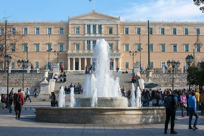 Private Athens city Tour