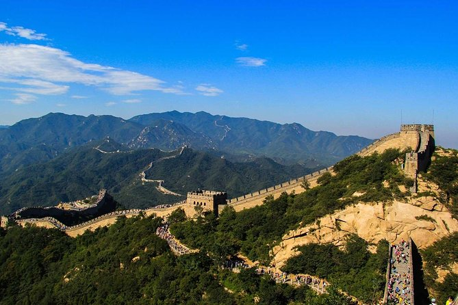 Beijing Full Day Private Tour of Great Wall Experience photo 8