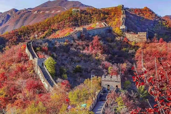 Beijing Full Day Private Tour of Great Wall Experience