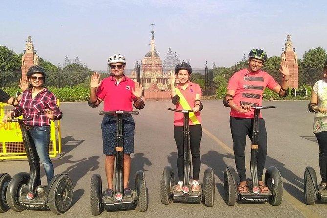 Join Historic Delhi Segway Tour