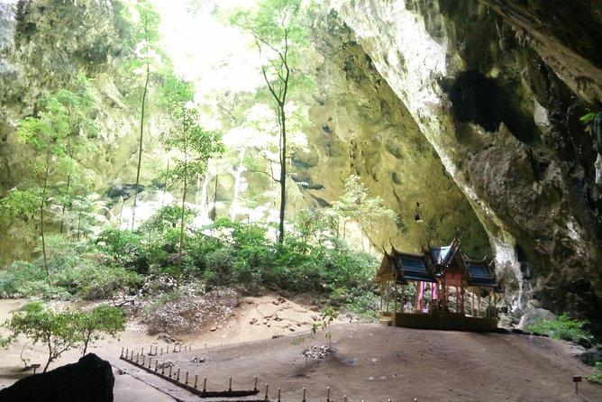 Sam Roi Yod National Park & Praya Nakhon Cave Join Tour