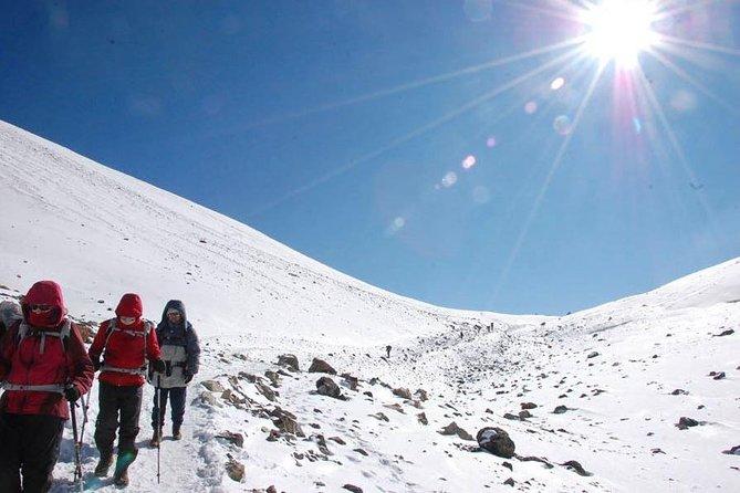 Thorang Pass Trek -15days