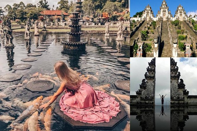 Private Customize Tour : Experience East Bali with Gate of Heaven