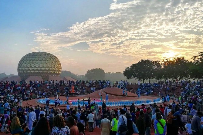 Auroville and Pondicherry Tour from Chennai