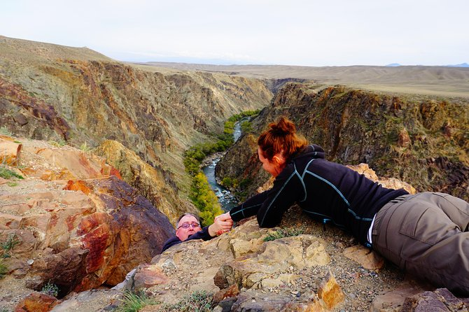 Explore unique Charyn Canyon + Moon and Black canyons with the local guide 1 day photo 3