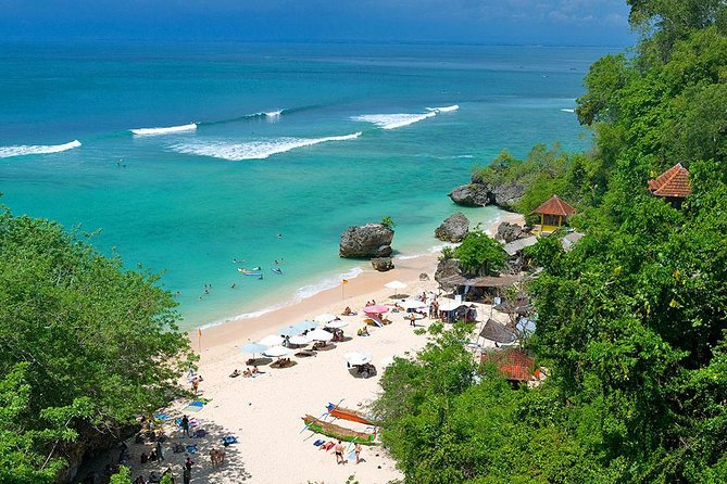 Bali Car Charter - Ubud and Uluwatu Temple Tour