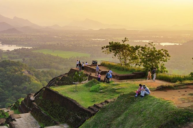Full-Day Sigiriya, Dambulla and Matale Private Tour from Kandy