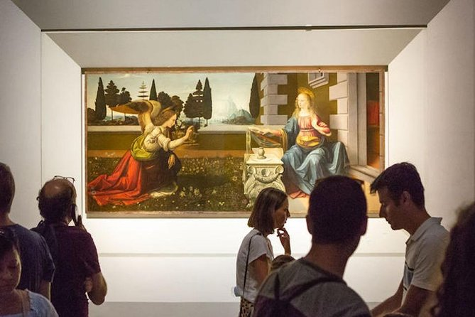 Uffizi Exclusive : Small-Group Guided Tour with Priority Entrance photo 7