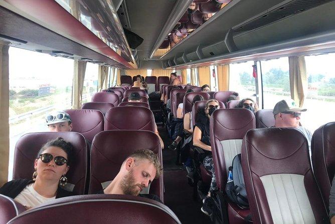 TOURIST BUS Ha Long/Hon Gai - Ninh Binh One way (Return)