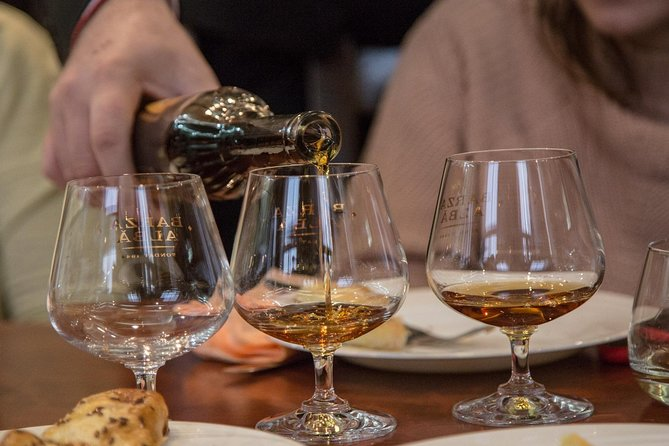 Brandy Private Tasting with Winery Tour in Balti
