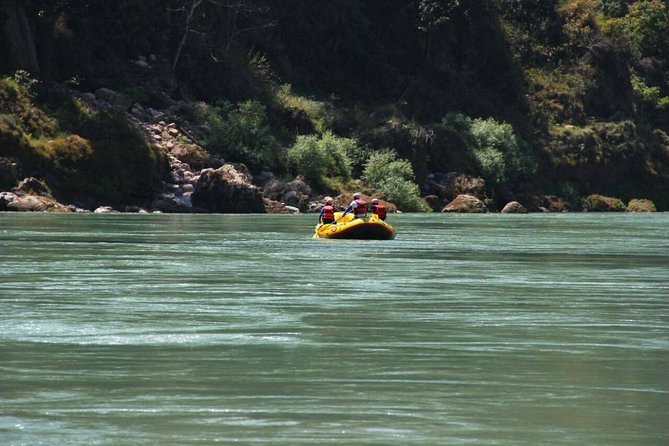 Private Tour: Spiritual + Intrepid Rishikesh