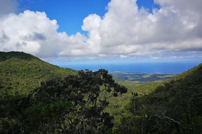 Mauritius private south tour