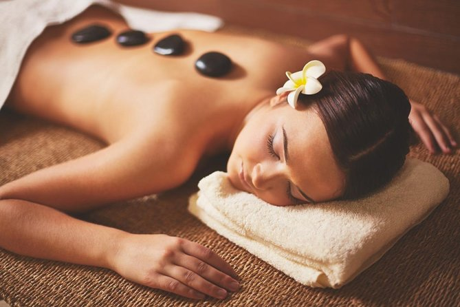 Stone Massage at Anika Spa Kuta
