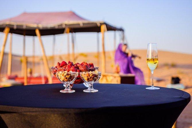 Private Champagne Desert Safari in Dubai