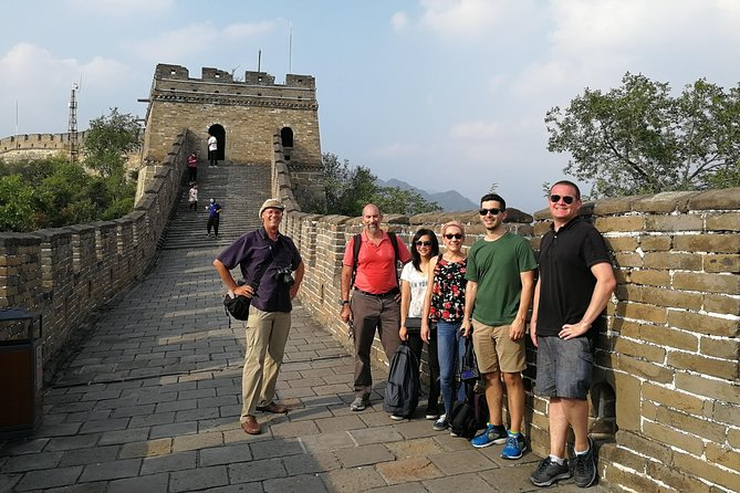 Private Beijing Great Wall at Mutianyu Section Tour