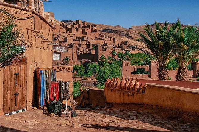 Combined Marrakech, Zagora Dunes in 5 Days in Riad and Nomad Tent