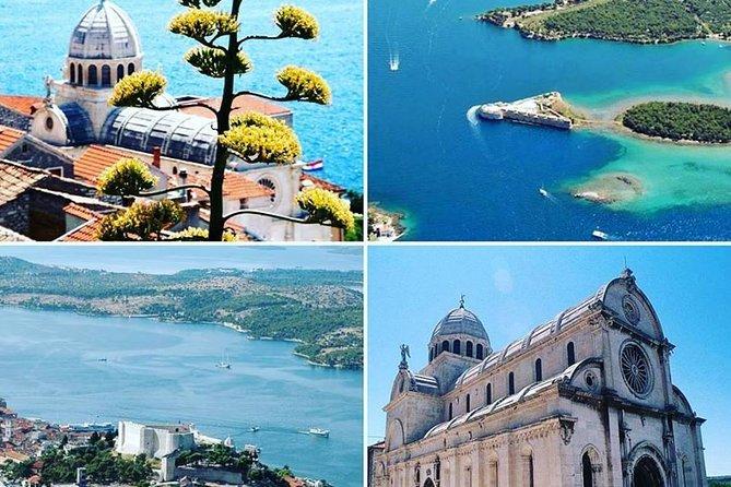 Private day trip to Šibenik & Zadar from Split or Trogir