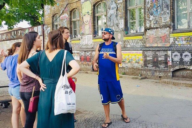 Alternative Berlin Street Art and Clubbing Tour