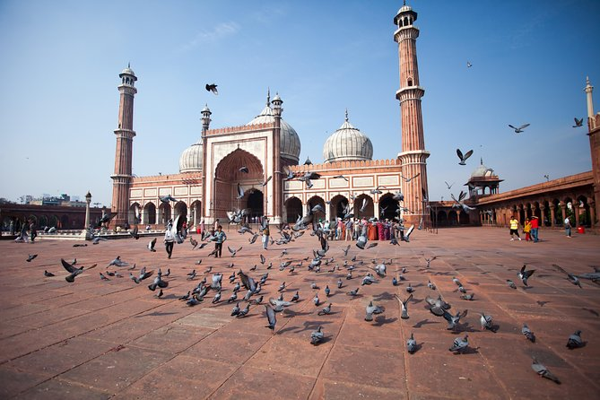 Private Old Delhi Exclusive Tuk Tuk/Rickshaw Tour