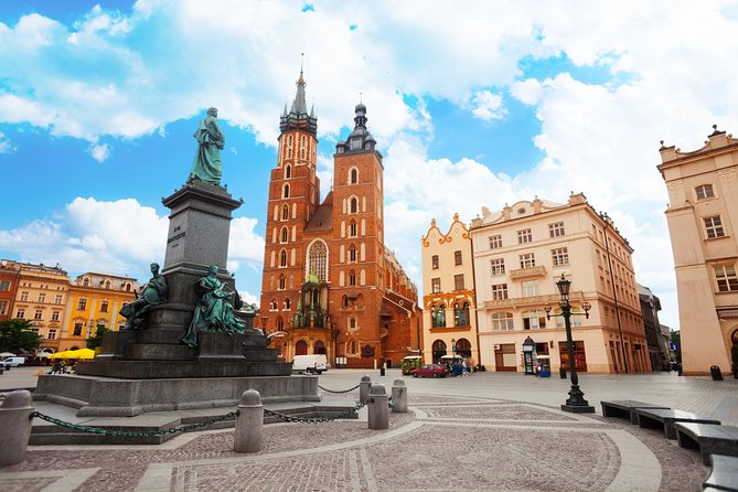 Krakow by Golf Cart Private Tour