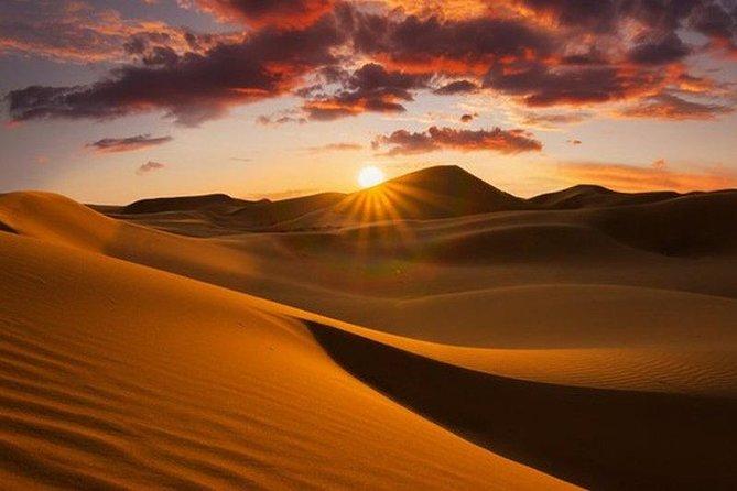 Combined Atlas & Sahara Desert Trip