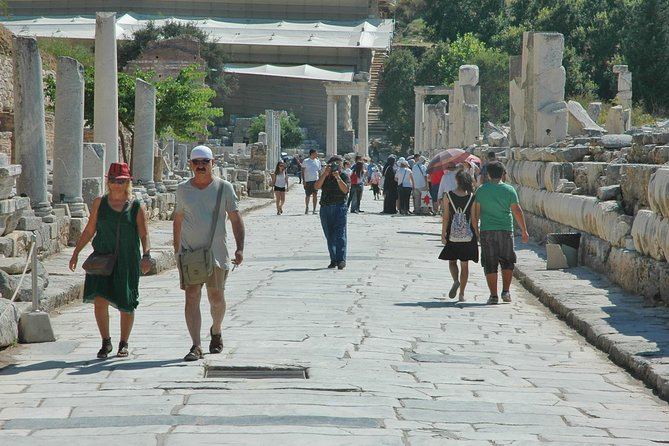 Private Half Day Ephesus Tour photo 2