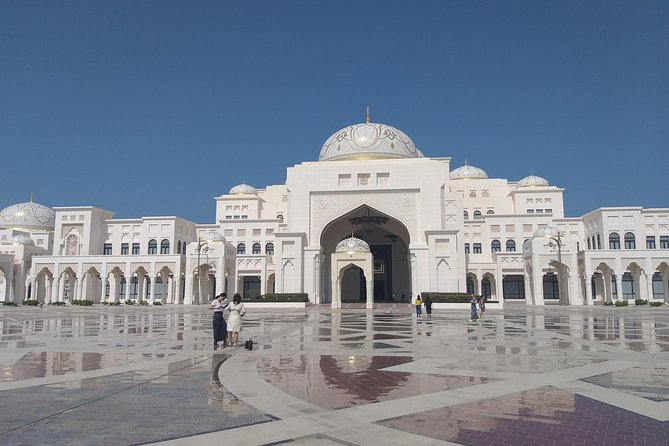 Abu Dhabi Private Day Tour From Abu Dhabi photo 2