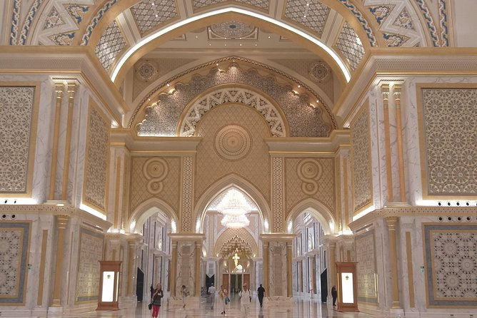 Abu Dhabi Private Day Tour From Abu Dhabi photo 4