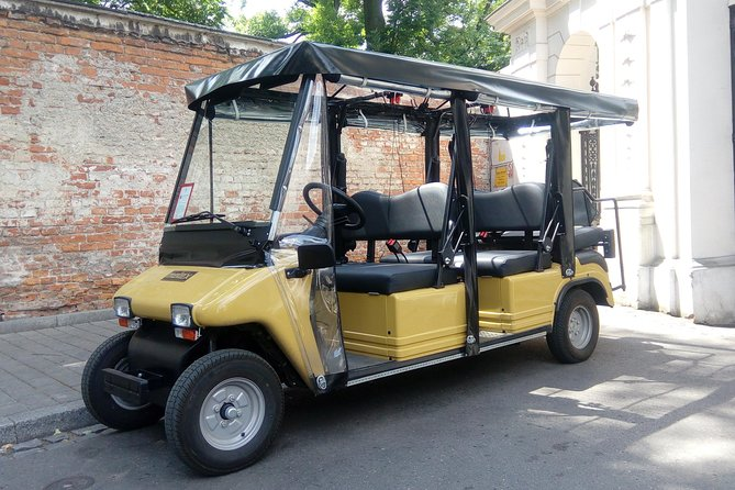 Krakow by Golf Cart Private Tour photo 7