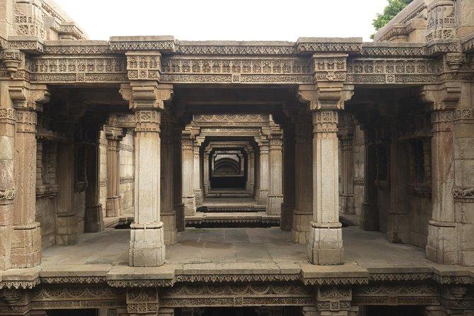 Ahmedabad to Adalaj & Rani ki Vav Stepwell Tour