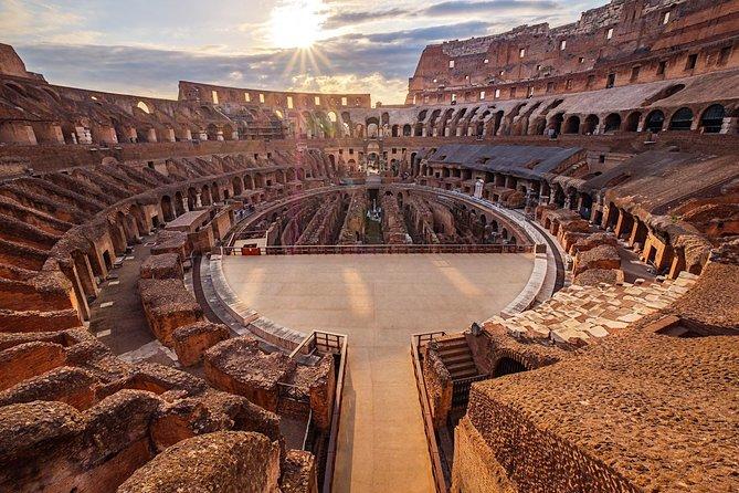 Colosseum Arena Private Tour