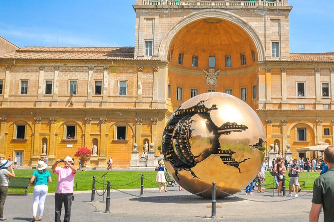 Exclusive Appian Catacombs, Vatican City & Sistine Chapel Private Tour
