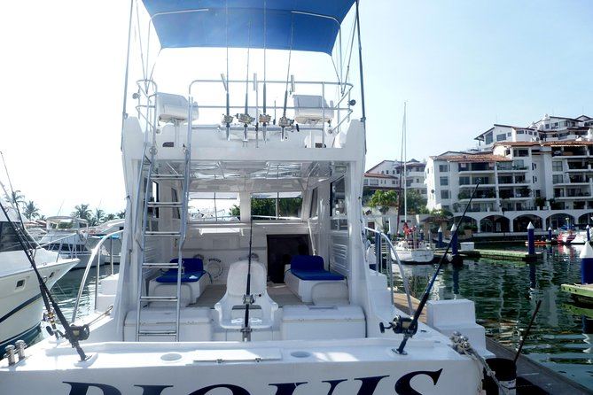 4hrs Luxury Boat Fishing