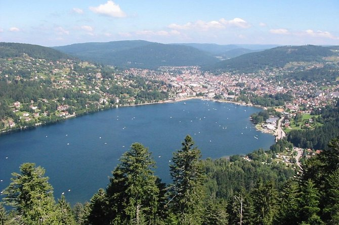 Private transfer from Colmar to Gérardmer or the opposite way