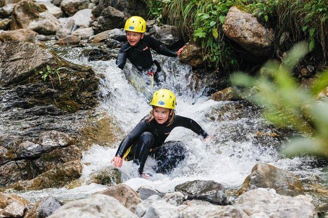 Canyoning in Khosrov Natural Reservoir