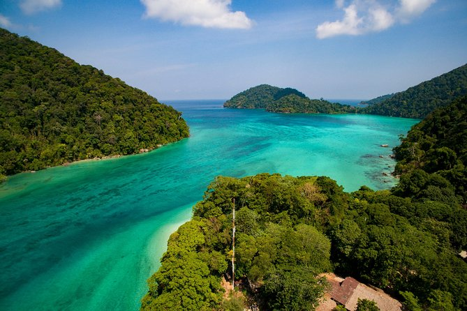 Surin Island aerial